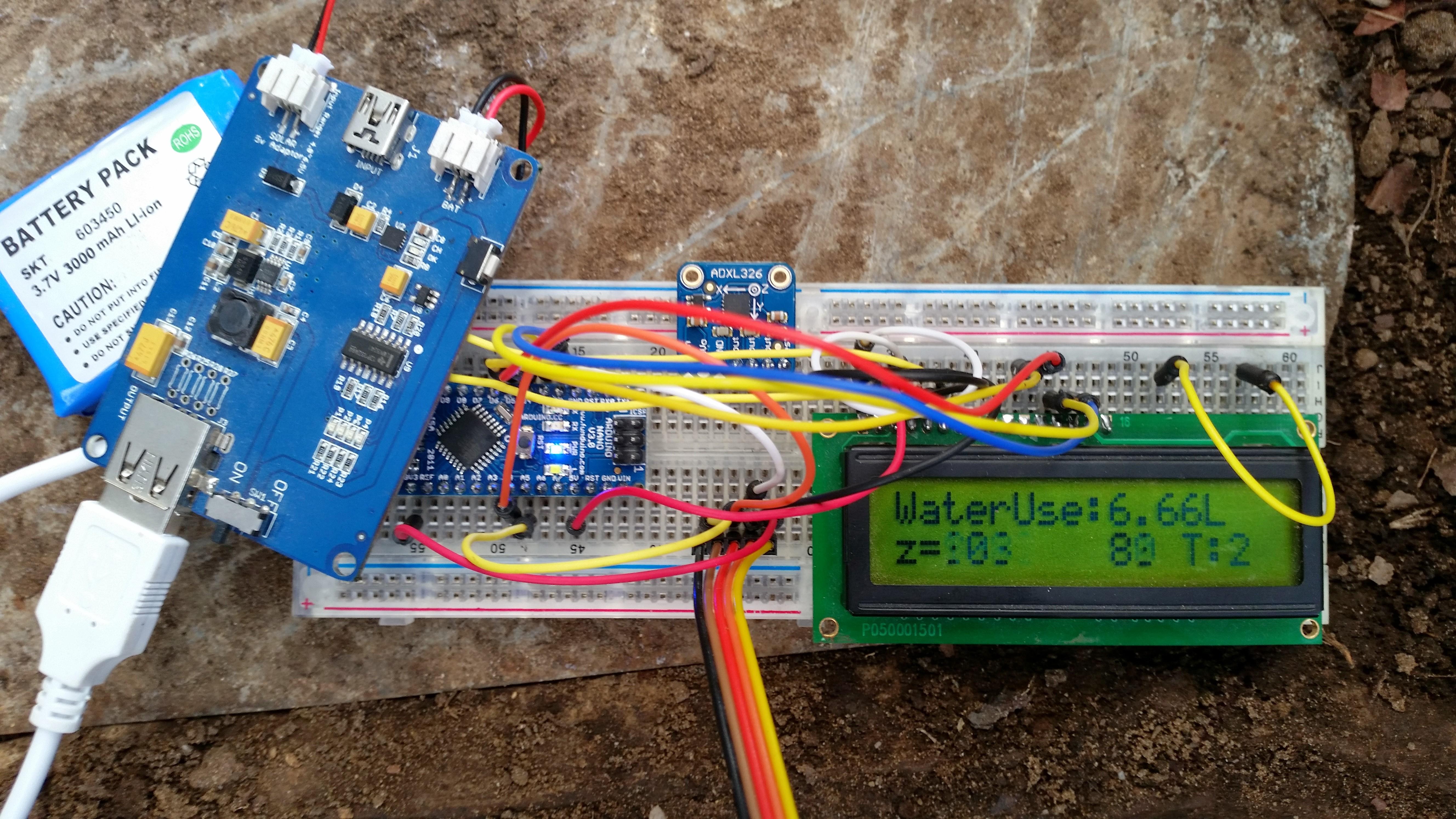 Arduino Volt Amp Meterdocx - scribdcom